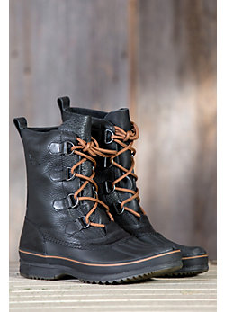 Men's Sorel Kitchener Caribou Leather Boots