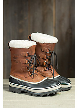 Women's Sorel Caribou Boots with Wool Liner