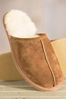 Men's Overland Scuff Sheepskin Slippers