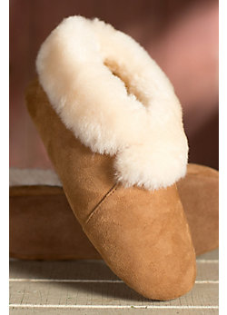 Women's Serenity Sheepskin Slippers