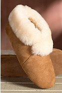 Women's Serenity Soft-Sole Sheepskin Slippers
