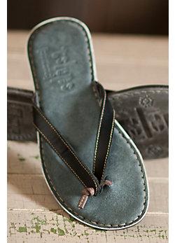 Women's Tsonga Tslops Leather Sandals