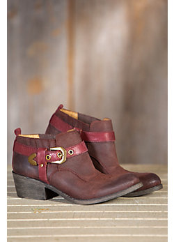 Women's Selma Leather Ankle Boots