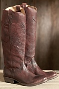 Women's Frye Carson Lug Leather Riding Boots