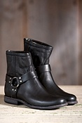 Women's Frye Phillip Harness Leather Boots