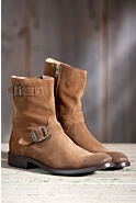 Men's Frye Jackson Suede Leather Boots