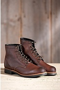 Men's Frye Arkansas Mid Lace Leather Boots