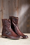 Men's Frye Phillip Zip Leather Boots