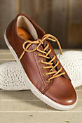 Men's Frye Chambers Low Leather Lace-up Shoes