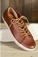 Men's Frye Chambers Low Leather Shoes