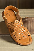 Men's Frye Lawson Leather Huarache Sandals