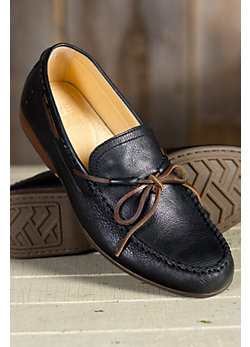 Men's Frye Lewis Tie Leather Slip-On Shoes