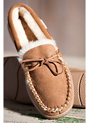 Sydney Classic Low Moc Sheepskin Slippers
