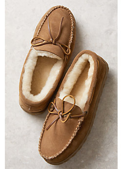 Men's Sydney Classic Low Moc Sheepskin Slippers