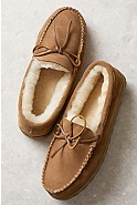 Men's Sydney Sheepskin Moccasin Slippers