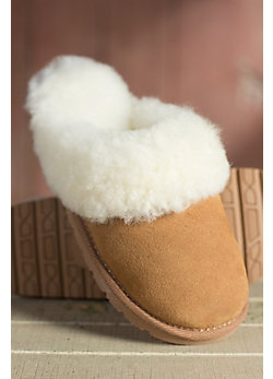 Women's Overland Stacy Sheepskin Slippers