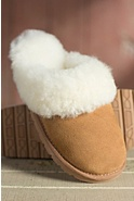 Women's Stacy Sheepskin Slippers