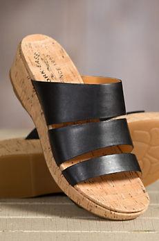Women's Kork-Ease Menzie Leather Sandals