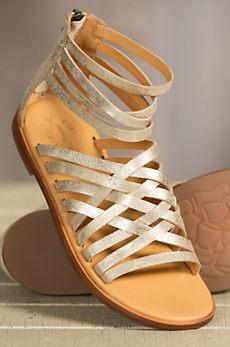 Women's Kork-Ease Palmyra Leather Gladiator Sandals
