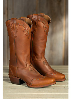 Women's Sonora Faith and Hope Leather Boots