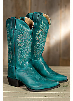 Women's Sonora Desert Brilliance Leather Boots