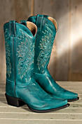 Women's Sonora Desert Brilliance Leather Cowboy Boots