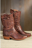 Women's Sonora Makayla Leather Boots