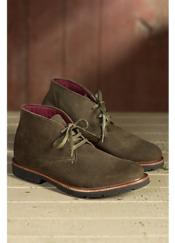 Men's Walk-Over Derek Suede Chukka Boots