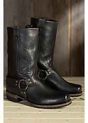 Men's Walk-Over Salinger Leather Harness Boots
