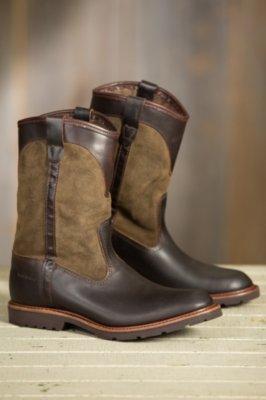 Men's Walk-Over Beck Waterproof Leather Boots