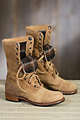 Women's Walk-Over Adeline Suede Boots
