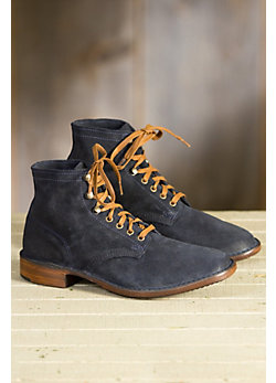 Men's Walk-Over Jagger II Suede Boots