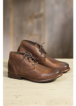 Men's Walk-Over Vaughn II Leather Chukka Boots