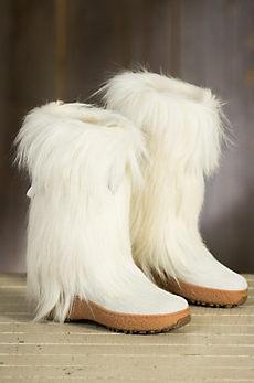 Women's Sarah II Shearling-Lined Goatskin and Calfskin Boots