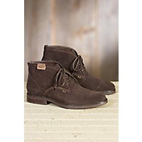 Mens Blondo Gustave Waterproof Suede Boots CAFE Size 10
