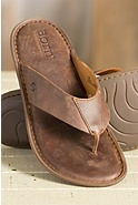 Men's Born Zain Leather Sandals