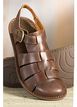 Men's Born Chadwick Leather Sandals