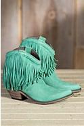 Women's Liberty Black Vegas Robe Leather Cowboy Boots