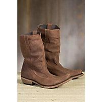 Mens Liberty Black Toscano Leather Boots TMORO Size 10