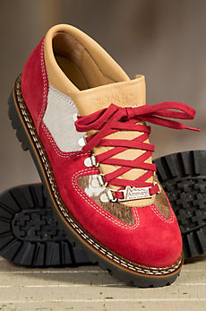 Women's Ammann Chueli Suede and Cowhide Shoes