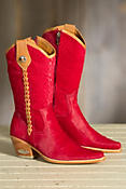 Women's Rockwell Tharp Aledo Crocodile Embossed Calfskin Cowboy Boots