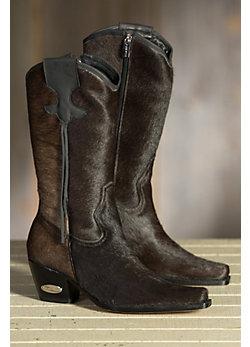 Women's Tahoe Calfskin Cowboy Boots