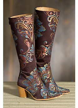 Women's Rockwell Tharp Passion Ranch Brocade Boots