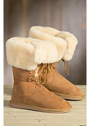Women's Freya Sheepskin Boots