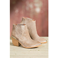 Women's Overland Sibil Suede Boots, TAUPE