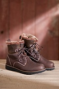 Men's EMU Brunswick Shearling-Lined Leather Boots
