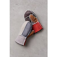 Children'S Sheepskin Mittens, Multi, Size 4-5 Years Western & Country
