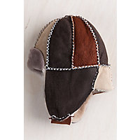 Children'S Sheepskin Hat, Multi, Size 0-1 Years Western & Country
