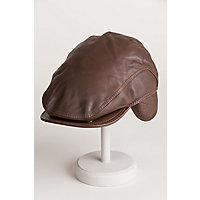 Allen Leather Ivy Cap, CAMEL