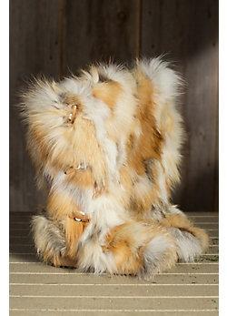 Women's Pajar Insbrook Fox Fur Boots
